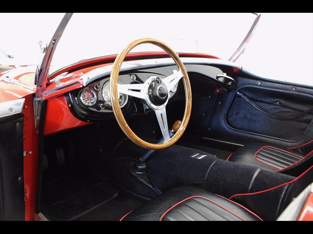 1955 Austin Healey 100-4 BN1 - Photo 26 - Rancho Cordova, CA 95742