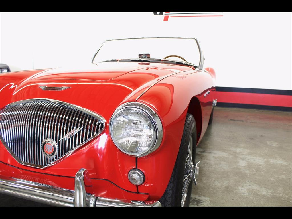 1955 Austin Healey 100-4 BN1 - Photo 11 - Rancho Cordova, CA 95742