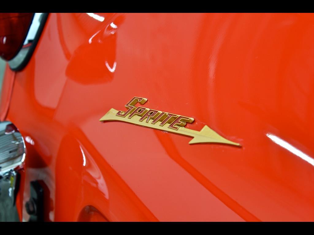 1959 Austin Healey Sprite Bugeye - Photo 12 - Rancho Cordova, CA 95742