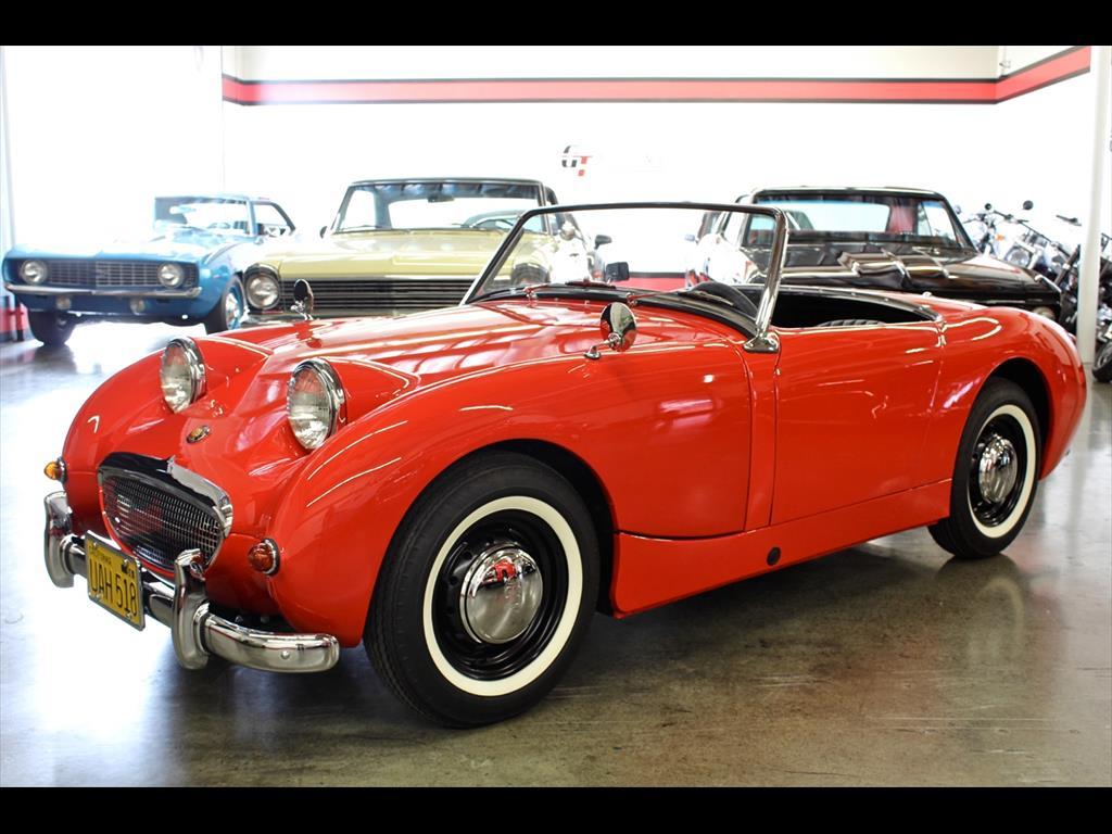 1959 Austin Healey Sprite Bugeye - Photo 1 - Rancho Cordova, CA 95742
