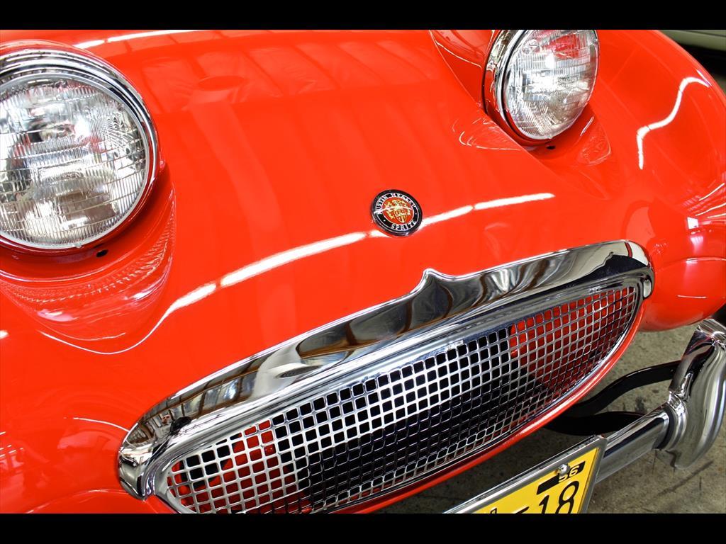 1959 Austin Healey Sprite Bugeye - Photo 11 - Rancho Cordova, CA 95742