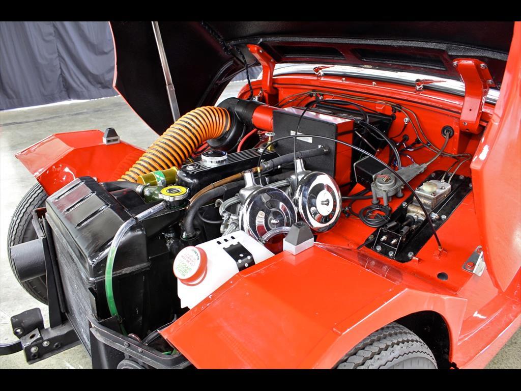 1959 Austin Healey Sprite Bugeye - Photo 14 - Rancho Cordova, CA 95742