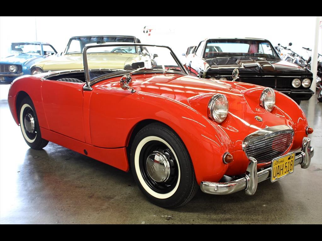 1959 Austin Healey Sprite Bugeye - Photo 3 - Rancho Cordova, CA 95742