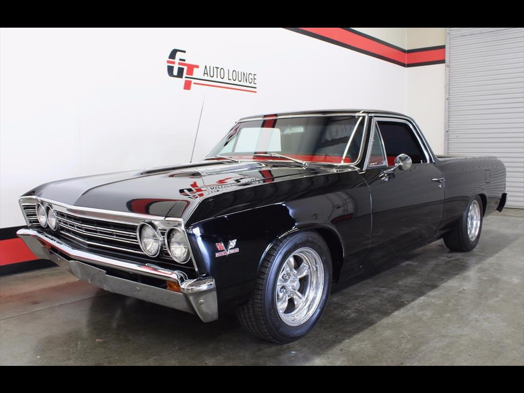1967 Chevrolet El Camino - Photo 13 - Rancho Cordova, CA 95742