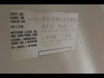 1986 Porsche 911 Carrera - Photo 27 - Rancho Cordova, CA 95742