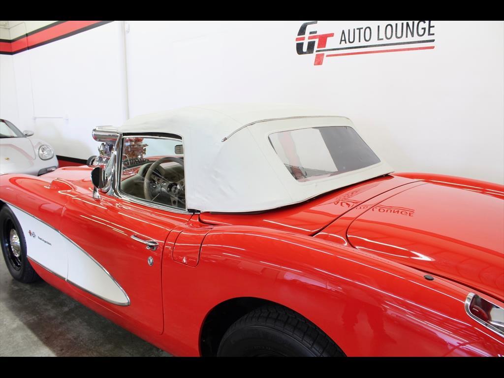 1957 Chevrolet Corvette - Photo 15 - Rancho Cordova, CA 95742