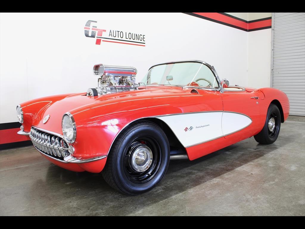 1957 Chevrolet Corvette - Photo 13 - Rancho Cordova, CA 95742