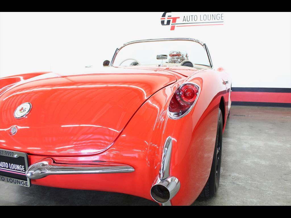 1957 Chevrolet Corvette - Photo 12 - Rancho Cordova, CA 95742