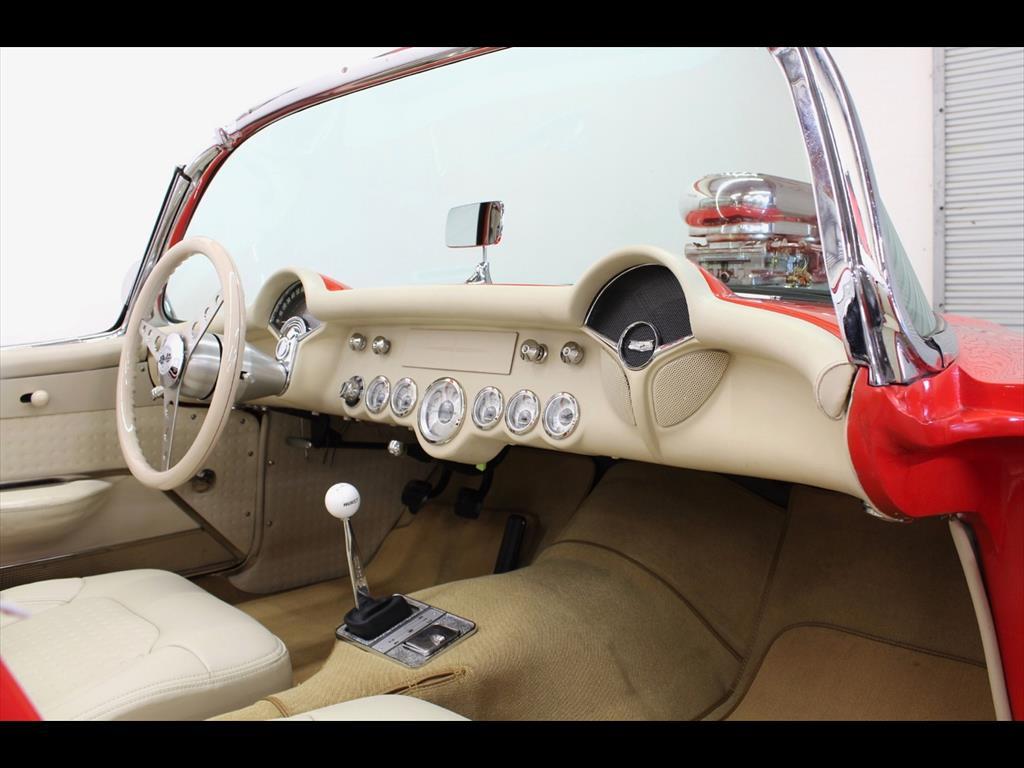 1957 Chevrolet Corvette - Photo 24 - Rancho Cordova, CA 95742
