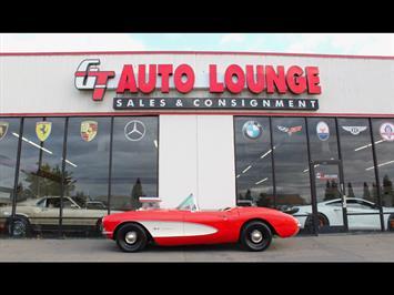 1957 Chevrolet Corvette - Photo 37 - Rancho Cordova, CA 95742