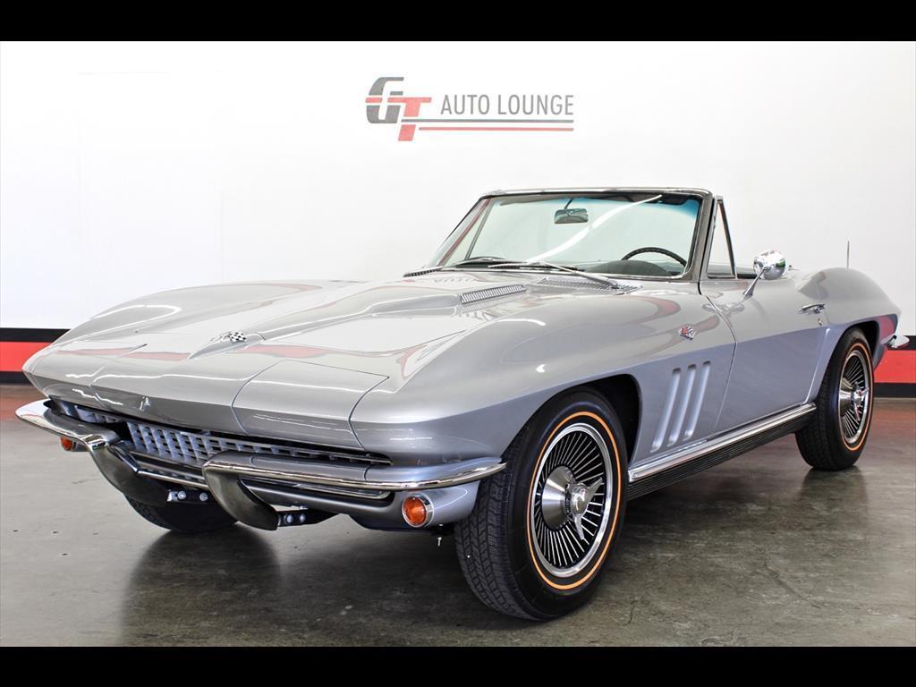1966 Chevrolet Corvette - Photo 1 - Rancho Cordova, CA 95742