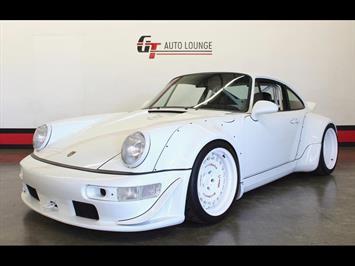 1992 Porsche 911 RWB Coupe