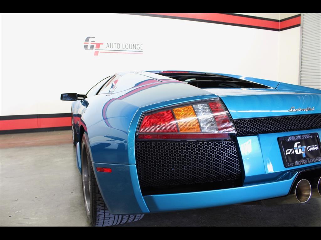 2003 Lamborghini Murcielago 40th Anniversary - Photo 11 - Rancho Cordova, CA 95742