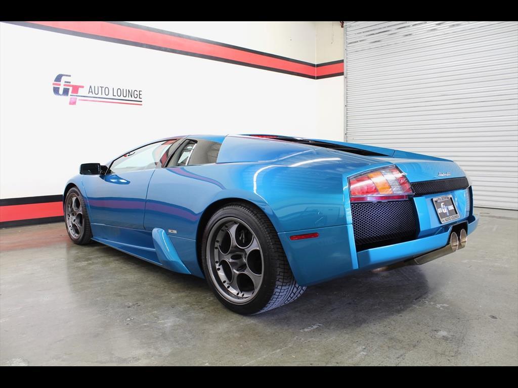 2003 Lamborghini Murcielago 40th Anniversary - Photo 6 - Rancho Cordova, CA 95742