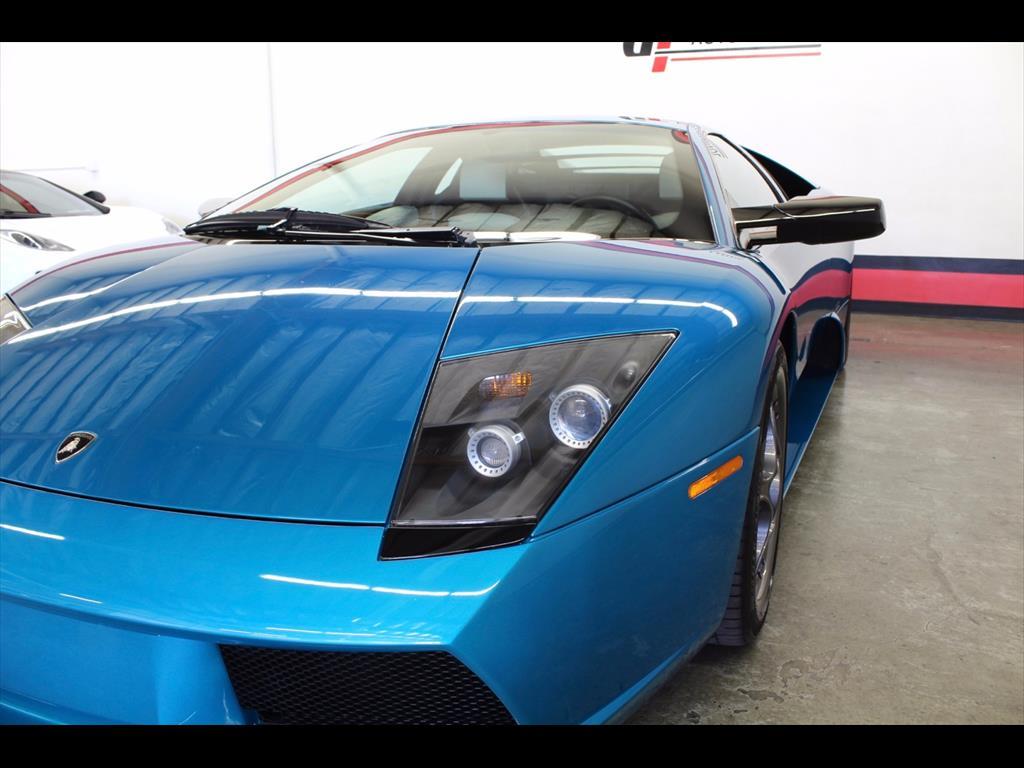 2003 Lamborghini Murcielago 40th Anniversary - Photo 10 - Rancho Cordova, CA 95742