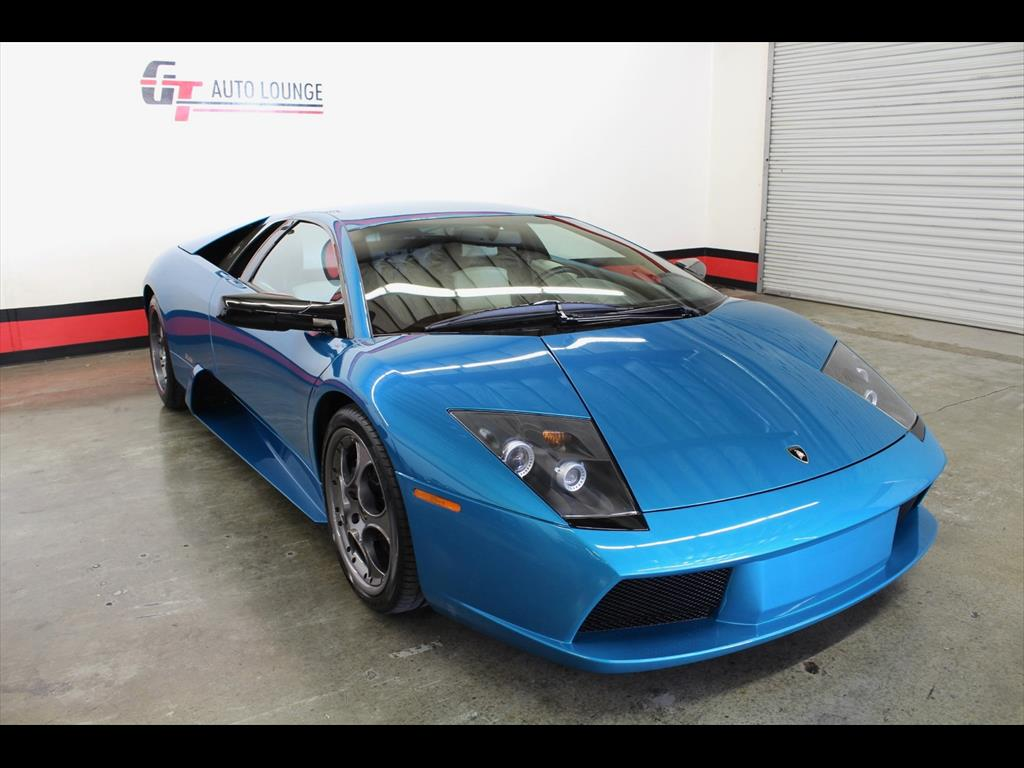 2003 Lamborghini Murcielago 40th Anniversary - Photo 13 - Rancho Cordova, CA 95742