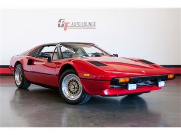 1980 Ferrari 308 GTSI Coupe