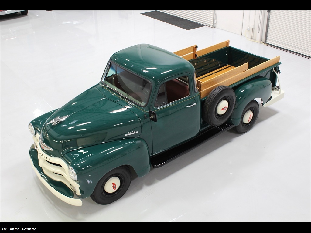 1954 Chevrolet Other Pickups 3600 5 Window For Sale In Rancho Pickup Truck Photo 13 Cordova Ca