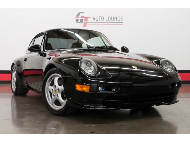 1995 Porsche 911 Carrera - Photo 1 - Rancho Cordova, CA 95742