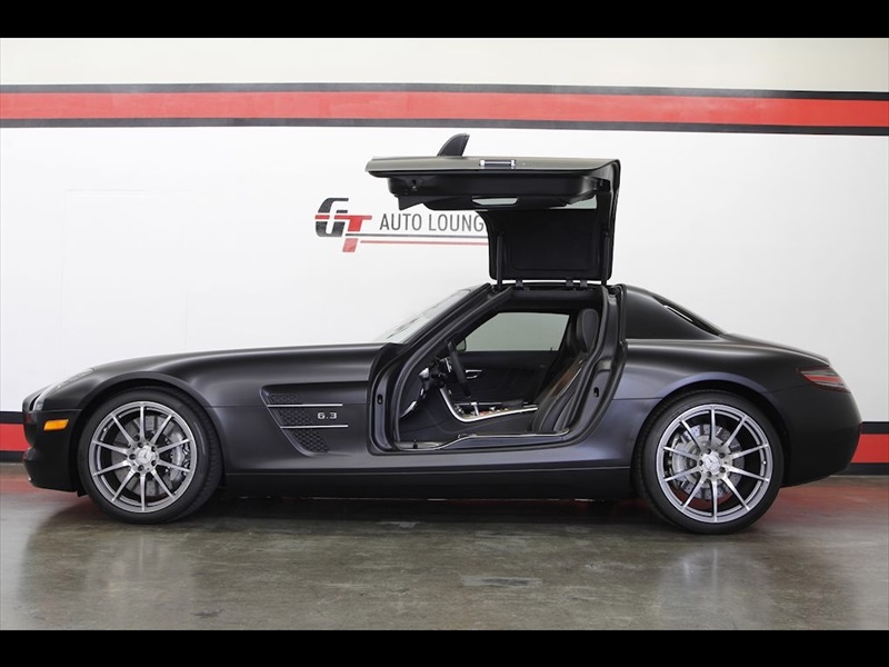 2011 Mercedes-Benz SLS AMG - Photo 11 - Rancho Cordova, CA 95742