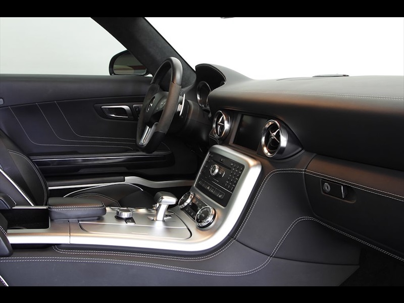 2011 Mercedes-Benz SLS AMG - Photo 35 - Rancho Cordova, CA 95742