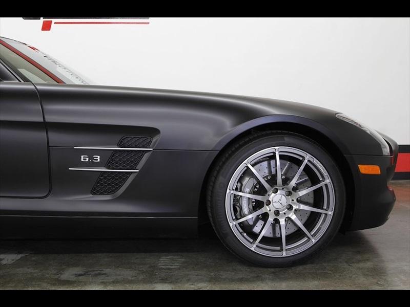2011 Mercedes-Benz SLS AMG - Photo 18 - Rancho Cordova, CA 95742