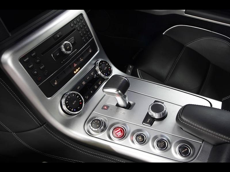 2011 Mercedes-Benz SLS AMG - Photo 32 - Rancho Cordova, CA 95742