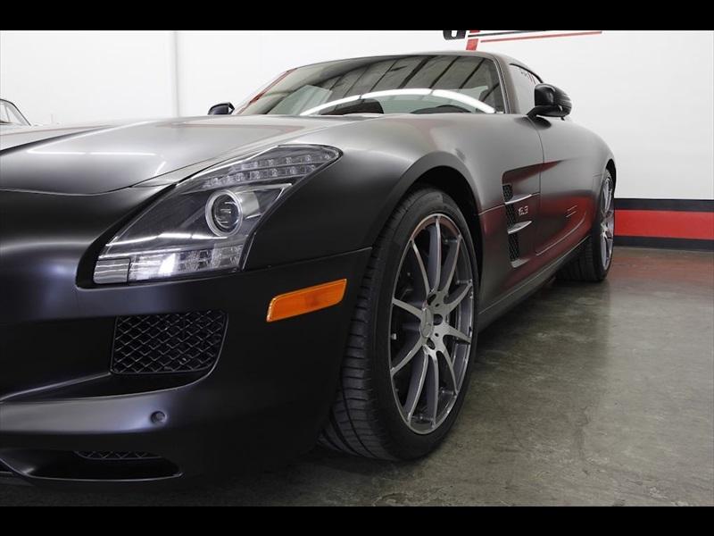 2011 Mercedes-Benz SLS AMG - Photo 16 - Rancho Cordova, CA 95742