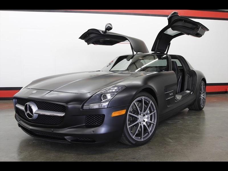 2011 Mercedes-Benz SLS AMG - Photo 1 - Rancho Cordova, CA 95742