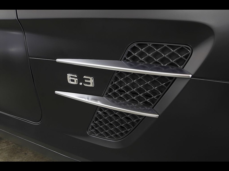 2011 Mercedes-Benz SLS AMG - Photo 49 - Rancho Cordova, CA 95742
