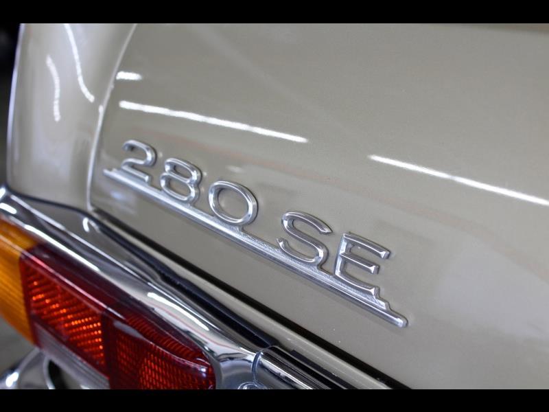 1971 Mercedes-Benz 280SE 3.5 - Photo 14 - Rancho Cordova, CA 95742