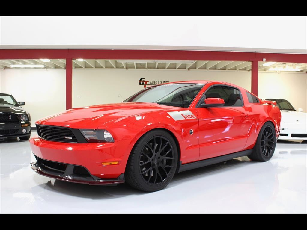 2011 Ford Mustang Saleen S302 Yellow Label - Photo 1 - Rancho Cordova, CA 95742