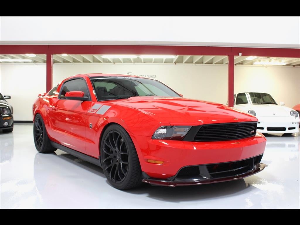2011 Ford Mustang Saleen S302 Yellow Label - Photo 3 - Rancho Cordova, CA 95742