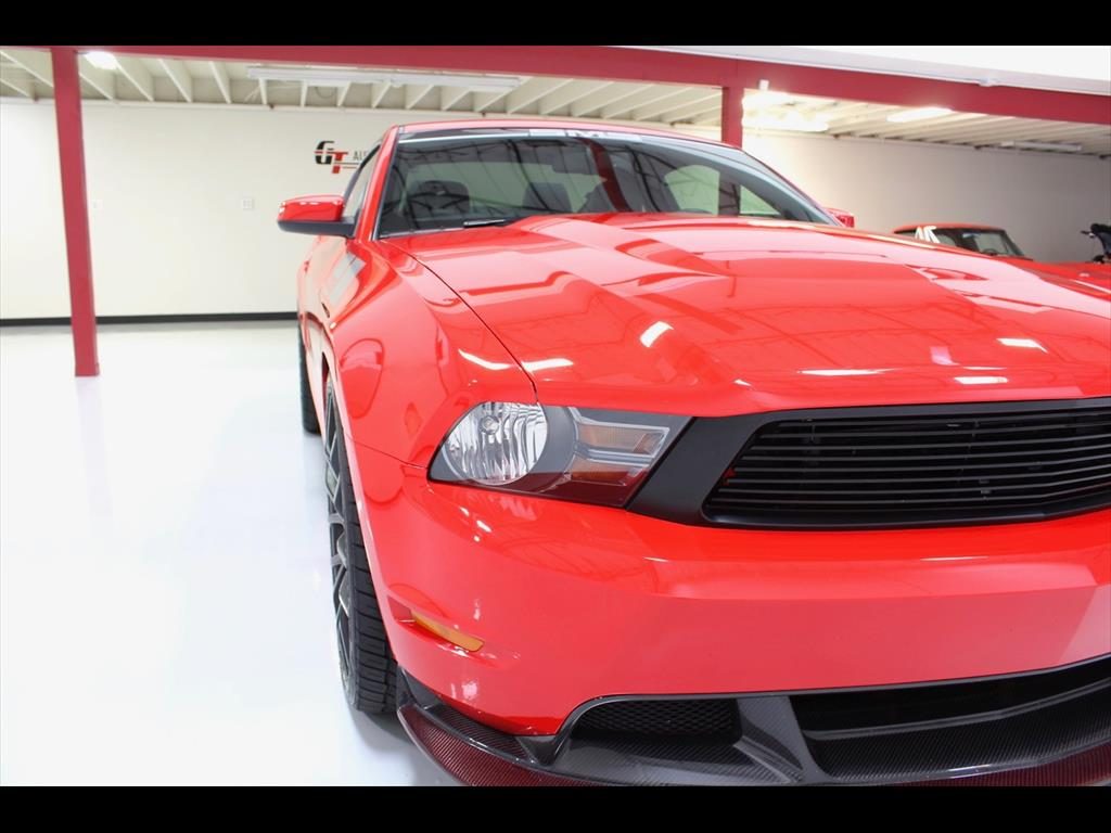 2011 Ford Mustang Saleen S302 Yellow Label - Photo 9 - Rancho Cordova, CA 95742