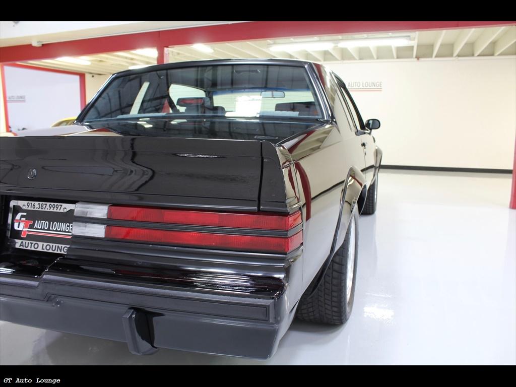 1987 Buick Grand National GNX - Photo 12 - Rancho Cordova, CA 95742