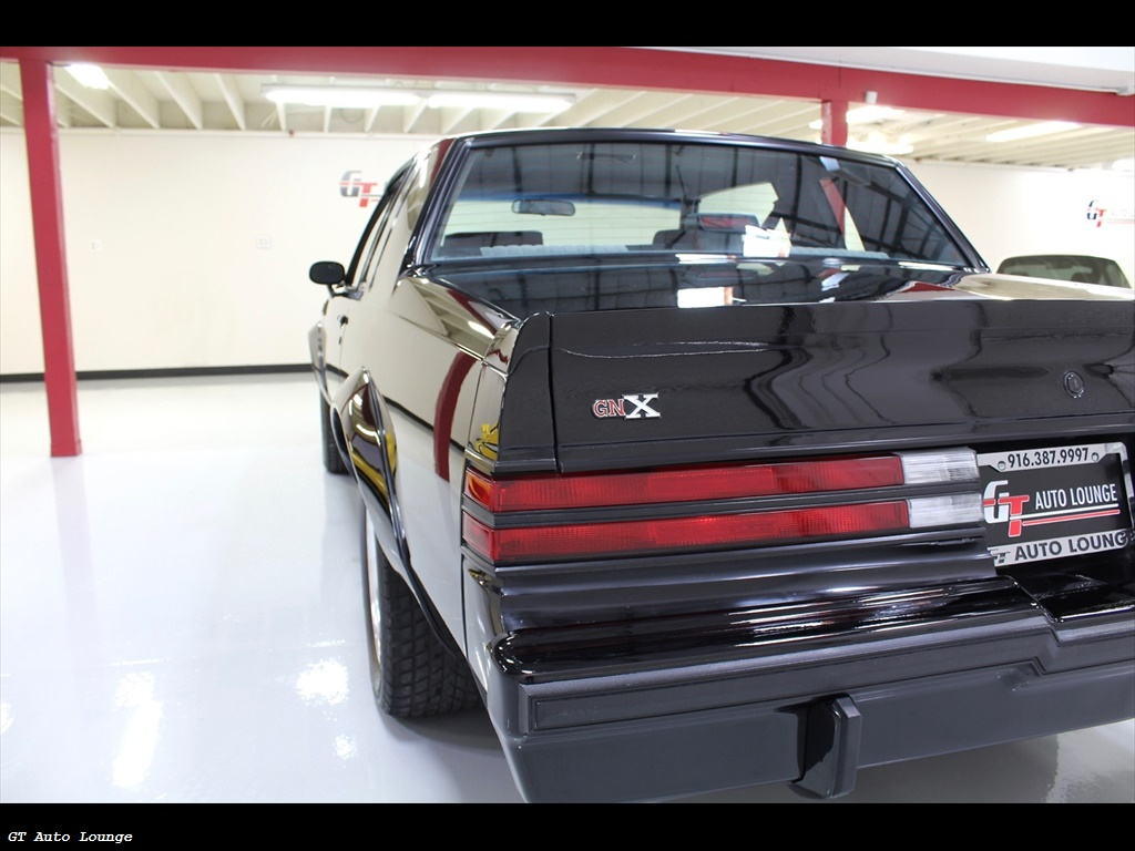 1987 Buick Grand National GNX - Photo 11 - Rancho Cordova, CA 95742