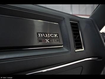 1987 Buick Grand National GNX - Photo 29 - Rancho Cordova, CA 95742