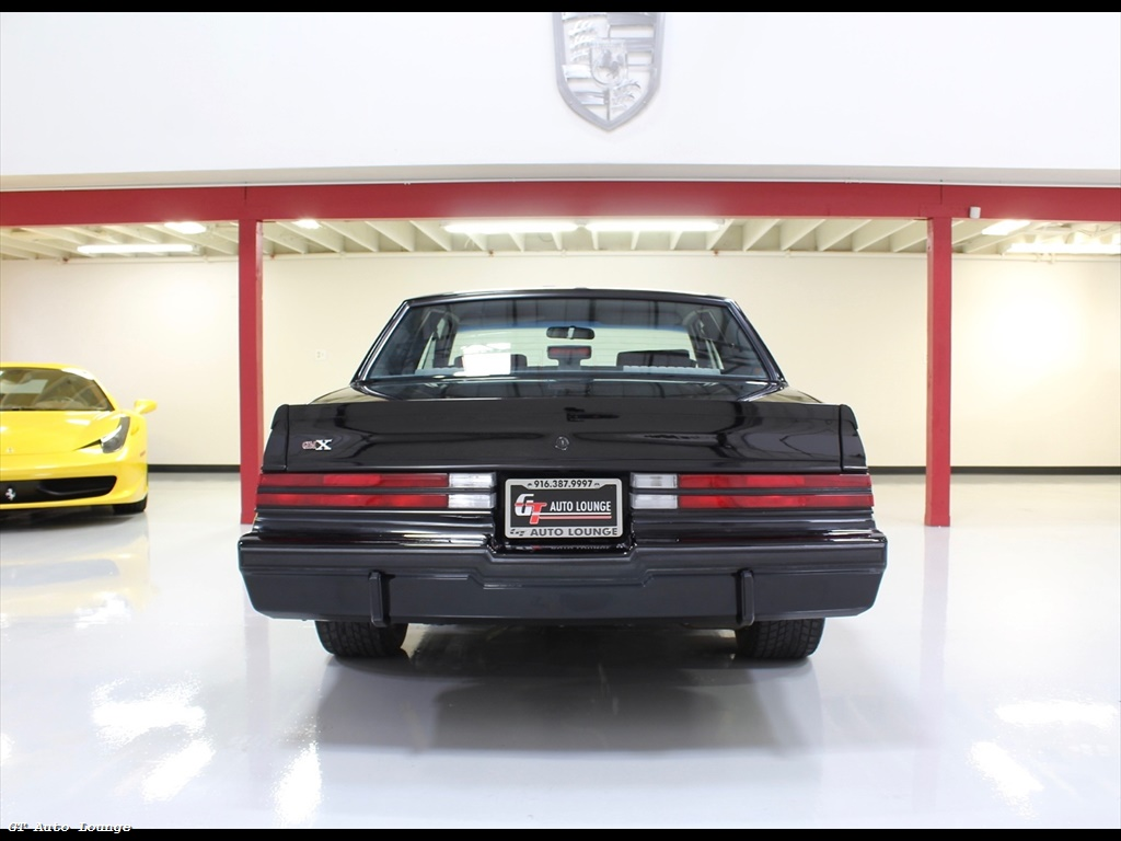 1987 Buick Grand National GNX - Photo 7 - Rancho Cordova, CA 95742