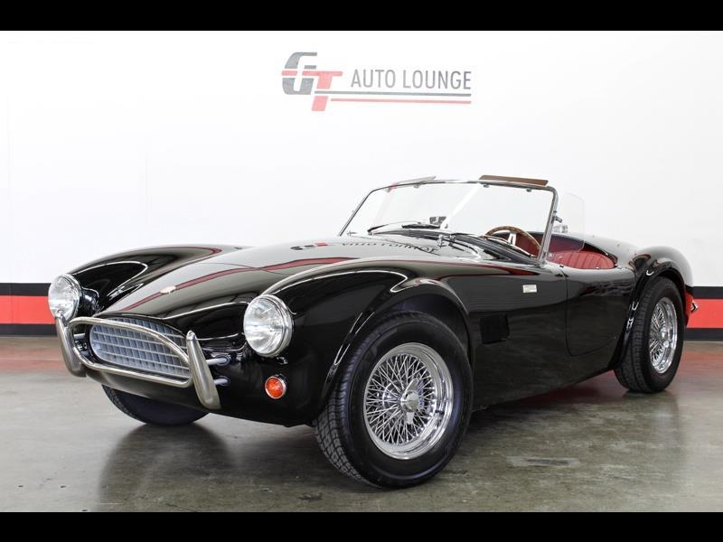 1962 Shelby Cobra CSX8000 50th Anniversary - Photo 1 - Rancho Cordova, CA 95742