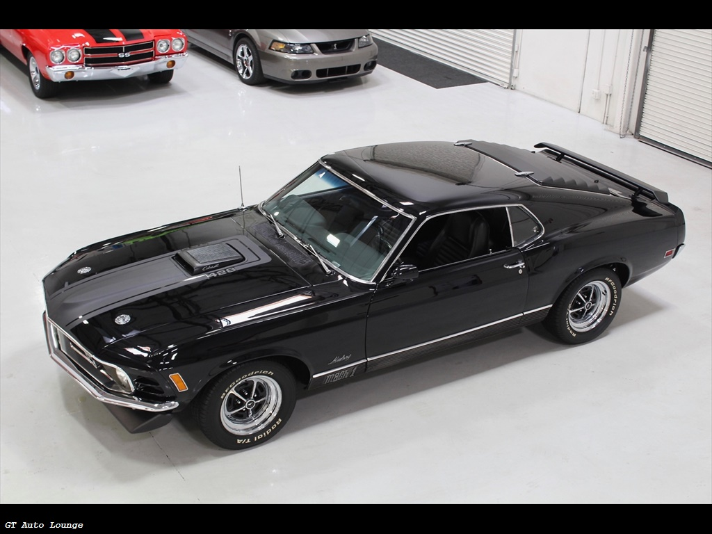 1970 Ford Mustang Mach 1 For Sale In Rancho Cordova Ca Stock Fastback Photo 40 95742