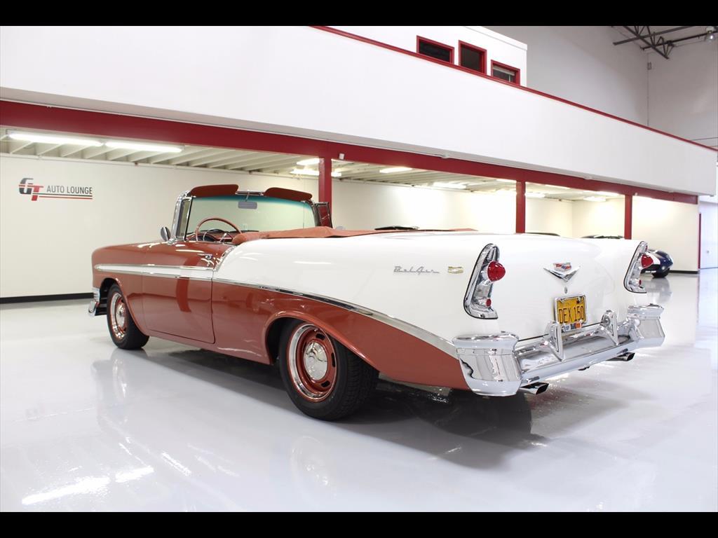 1956 Chevrolet Bel Air/150/210 - Photo 6 - Rancho Cordova, CA 95742
