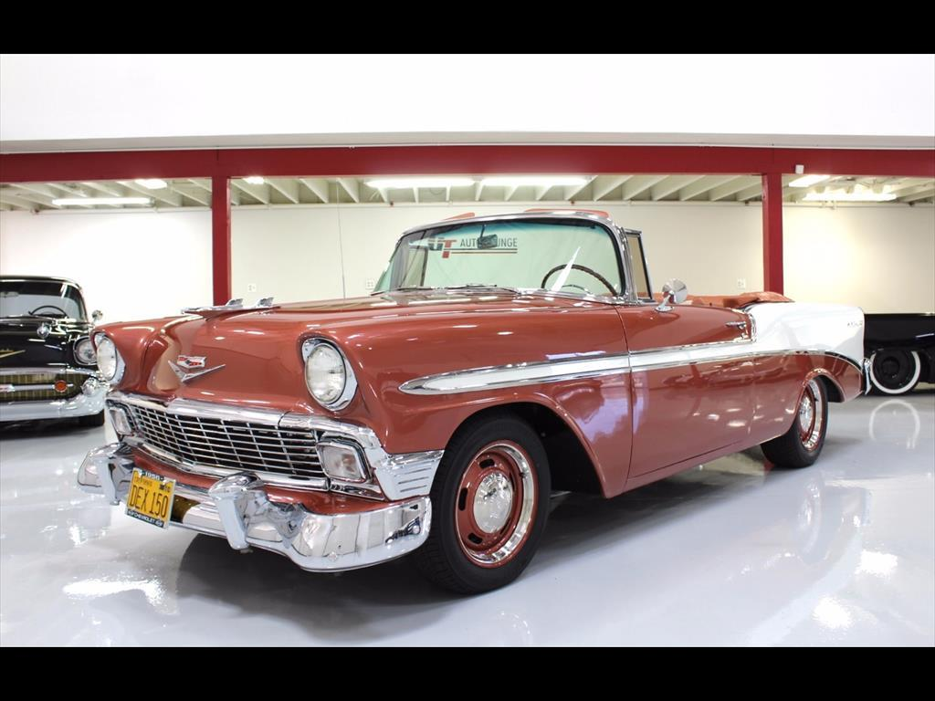 1956 Chevrolet Bel Air/150/210 - Photo 1 - Rancho Cordova, CA 95742