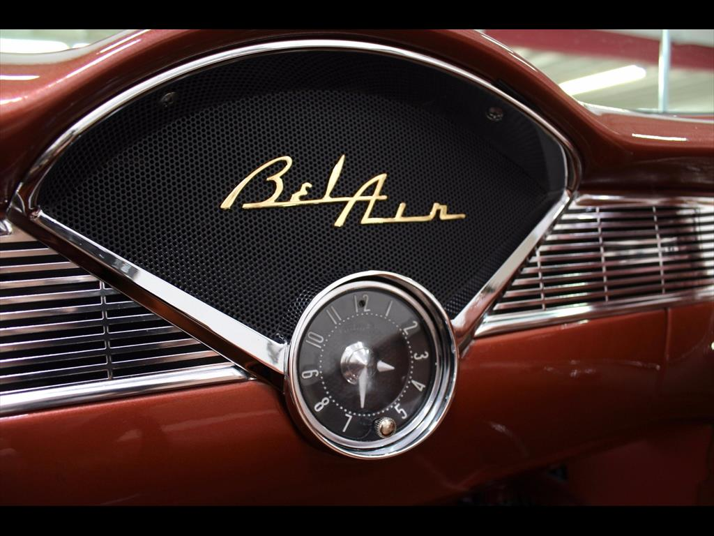 1956 Chevrolet Bel Air/150/210 - Photo 32 - Rancho Cordova, CA 95742
