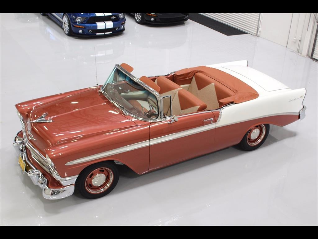 1956 Chevrolet Bel Air/150/210 - Photo 42 - Rancho Cordova, CA 95742
