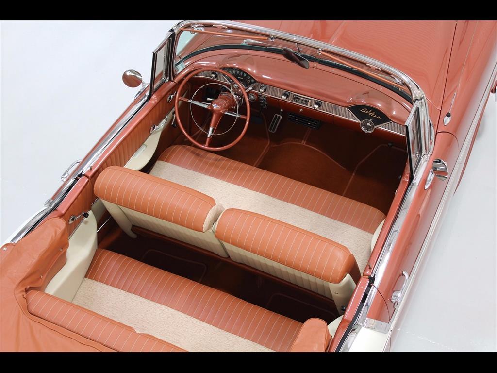 1956 Chevrolet Bel Air/150/210 - Photo 24 - Rancho Cordova, CA 95742