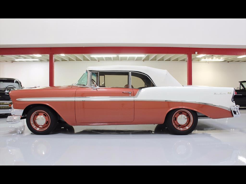 1956 Chevrolet Bel Air/150/210 - Photo 5 - Rancho Cordova, CA 95742