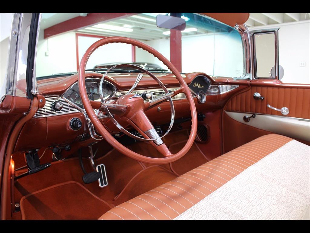 1956 Chevrolet Bel Air/150/210 - Photo 19 - Rancho Cordova, CA 95742