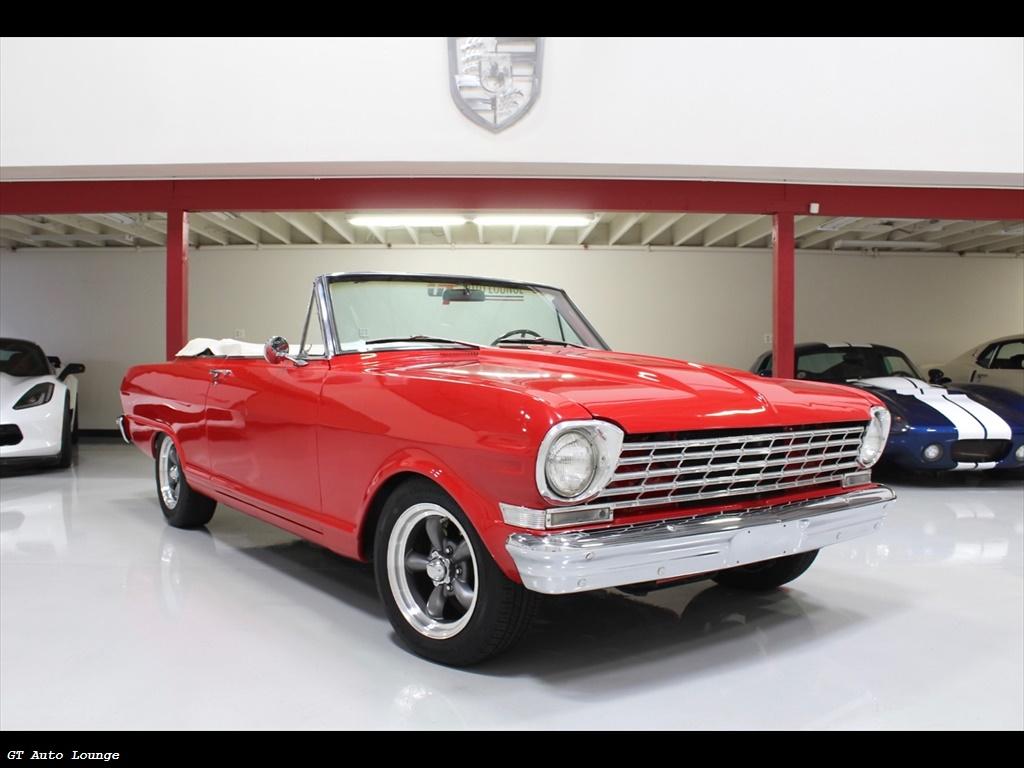 1962 Chevrolet Nova - Photo 3 - Rancho Cordova, CA 95742