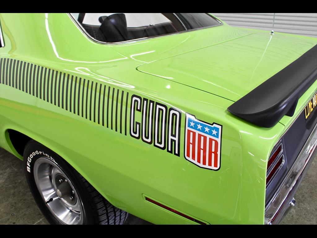 1970 Plymouth Barracuda AAR - Photo 19 - Rancho Cordova, CA 95742