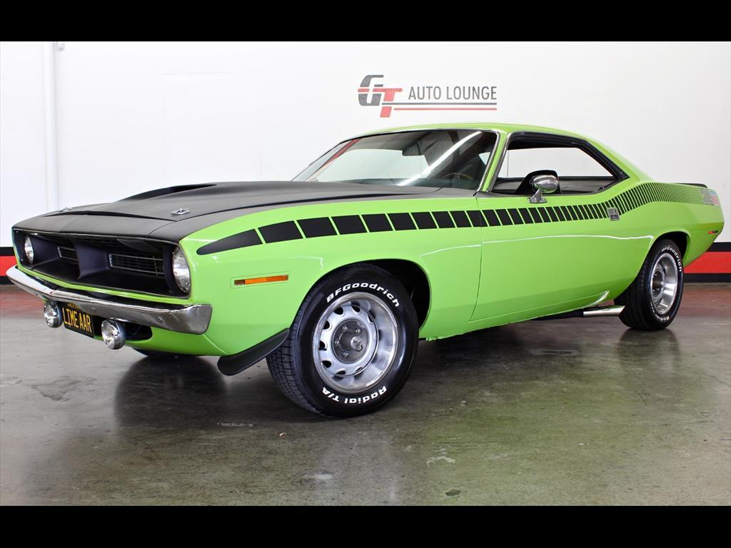 1970 Plymouth Barracuda AAR for sale in , CA | Stock #: 102723